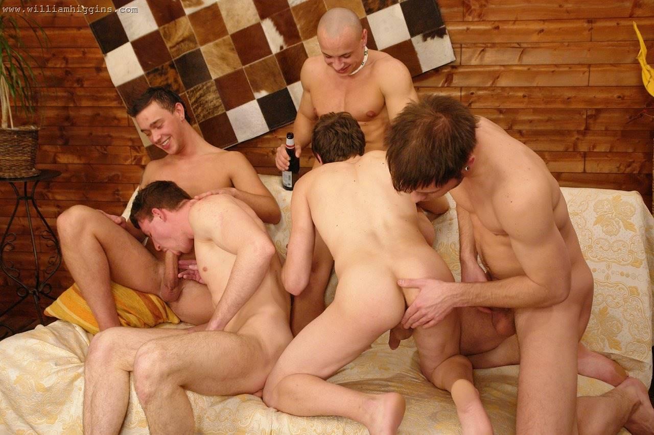 machos roludos