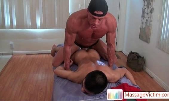 Massagem anal