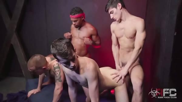 Porno grupal gay